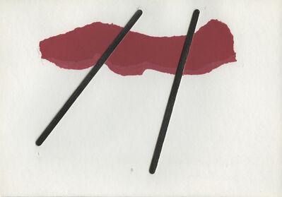Geta Bratescu, 'The Power of the Line', 2014