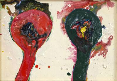 Sadamasa Motonaga, 'Untitled', ca. 1963