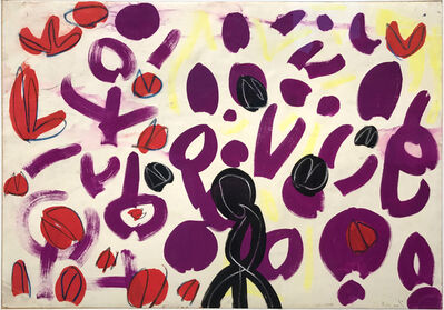 Tancredi, 'Untitled', 1953