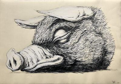 ROA, 'Boar', 2010