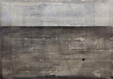 Erik Swars, 'Liegendes Paar o. J.C. o. die Welle', 2019