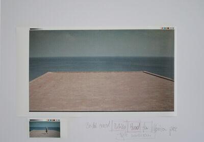 Peter Welz, 'Study | Horizon piece | Casa Malaparte', 2014