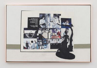 Jesse Benson, 'Bureau Painting 4', 2015