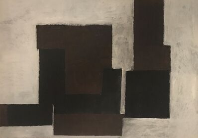 Harry Bertschmann, 'Stuttgart No. 16', 1958