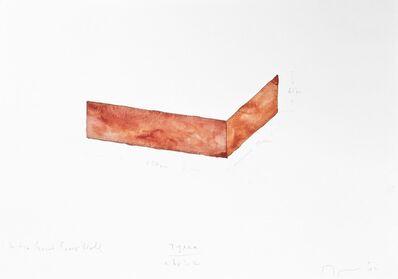 Pravdoliub Ivanov, 'A Study for a Brick', 2012