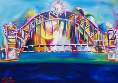 Auguste Blackman, 'Big Bridge', 2018