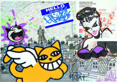 M. Chat, 'Hello my name is', 2015
