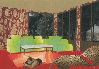 Vikky Alexander, 'Zola's Room', 2007
