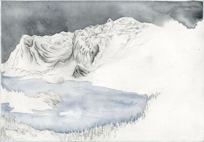 Jim Holyoak, 'Dale i Sunnfjord', year unknown