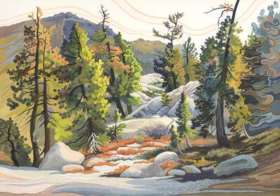 Phyllis Shafer, 'View to Thunder Mountain'