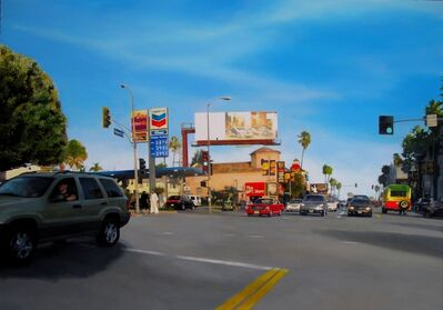 Romain E., 'Preach on Sunset Boulevard', 2012