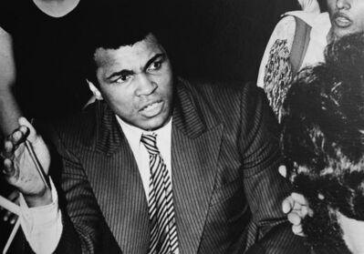 Herb Robinson, 'Muhammad Ali', 1977