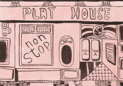 Tal R, 'Play House', 2017