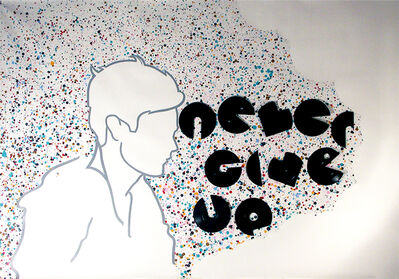 Skoya Assemat-Tessandier, 'No Hope for us Dreamers? #VI', 2010