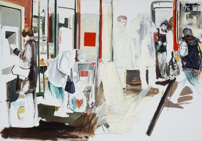 Kim Corbisier, 'Outside the Department Store', 2011