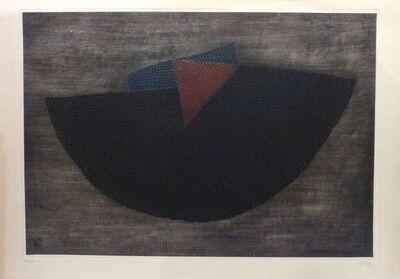 Arthur Luiz Piza, 'Equilibre rouge ', 1967