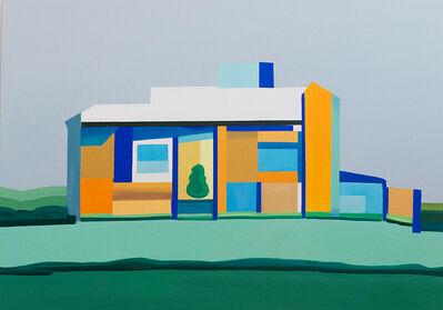 Vasilena Gankovska, 'Colour poetics', 2018