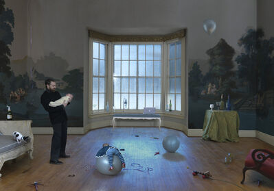 Julie Blackmon, 'The After-Party', 2010