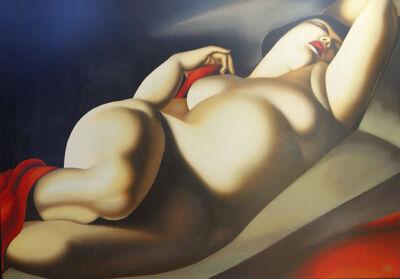 Tamara de Lempicka, 'La belle Rafaela'