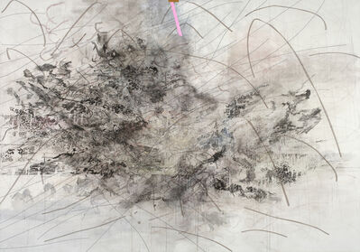 Julie Mehretu, 'Reflections on the Weight', 2008
