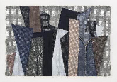 Sérgio Fingermann, 'untitled - Diptych', 2012