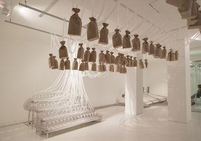 Rafael Lozano-Hemmer, 'Vicious Circular Breathing', 2013