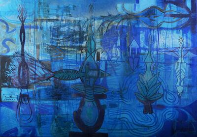 Guillermo Pacheco, 'Hierve el agua ', 2018