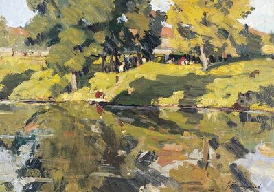 Aleksandr Timofeevich Danilichev, 'Sunny day', 1958