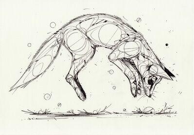 DZIA, 'Jumping fox', 2019