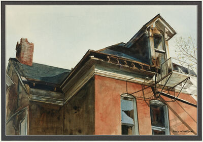 Dean Mitchell, 'Quality Hill, Kansas City', ca. 1985