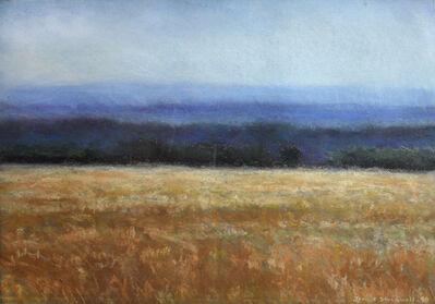 John Stockwell, 'Untitled (Pastel Landscape)', 1998