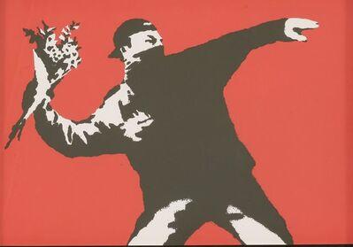 Banksy, 'Love In The Air'