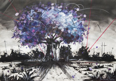 Ramarutha Makoba, 'My Purple World', 2018