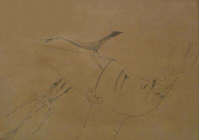 Joan Ponç, 'Suite Caps', 1958-59
