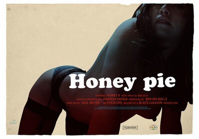Jamie Hewlett, 'No. 4. Honey pie', 2015