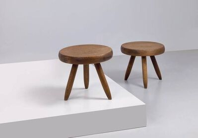 Charlotte Perriand, 'Three Leg Stool 1947', 1956
