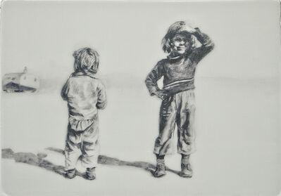 Hung Liu 刘虹, 'Companions I 2/3'