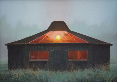 Andrew McIntosh (Mackie), 'The Light Keeper's House', 2018