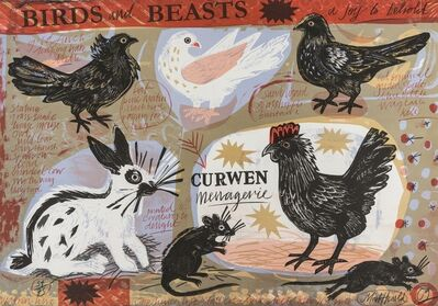 Mark Hearld, 'Curwen Menagerie', 2009