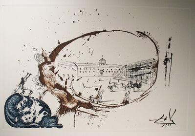 Salvador Dalí, 'Vision de Paradis', 1973