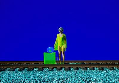 Reine Paradis, 'The Station', 2018