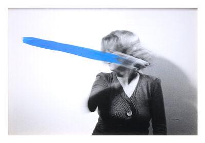 Helena Almeida, 'Pintura habitada | Inhabited painting', 1976