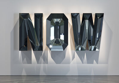 Doug Aitken, 'NOW (Blue Mirror)', 2014
