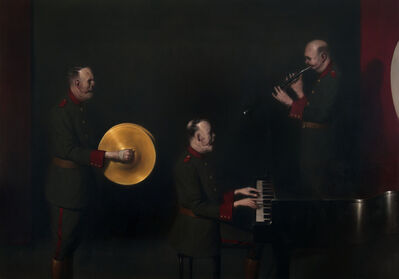 Ken Currie, 'Ensemble', 2014