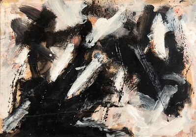 Emilio Vedova, 'Untitled', 1962
