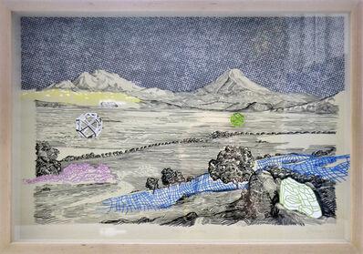 Alejandro Pintado, 'Espacio Vectoral', 2014
