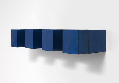 Donald Judd, 'Untitled (DSS 155)', 1967