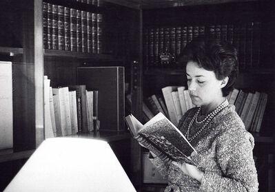 Monique Jacot, 'Jeanne Moreau chez elle', 1960