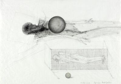Walter Pichler, 'Tod eines Basketballers', 2004