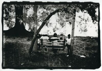 Ming Smith, 'Family Free Time in the Park, Atlanta, GA', 1982